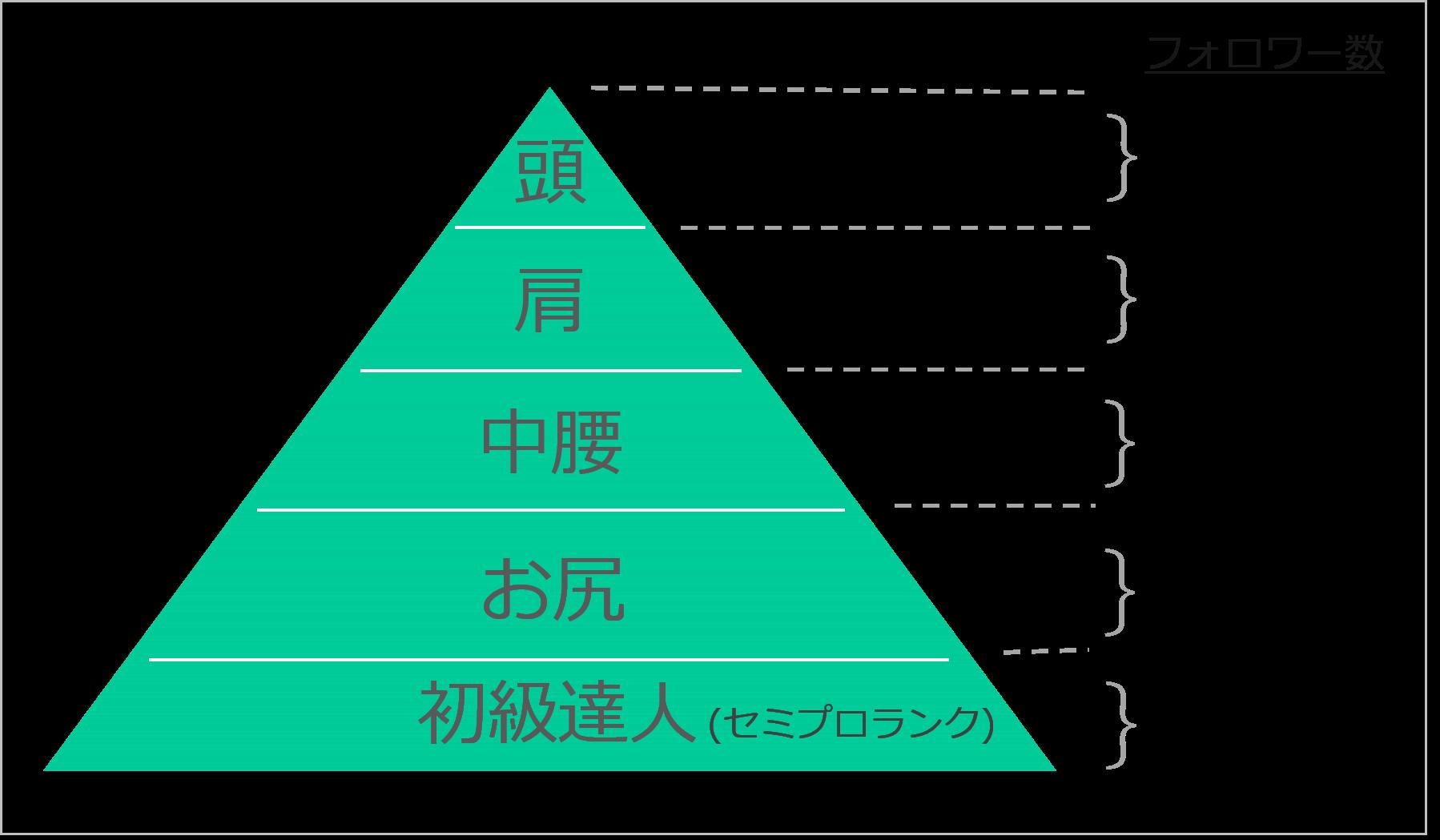 KOLの分布