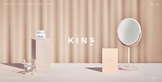 KINS公式サイト